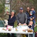 2010 Earth Week Clean Up Coordinators